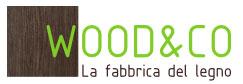 Wood & Co: La fabbrica del legno Logo